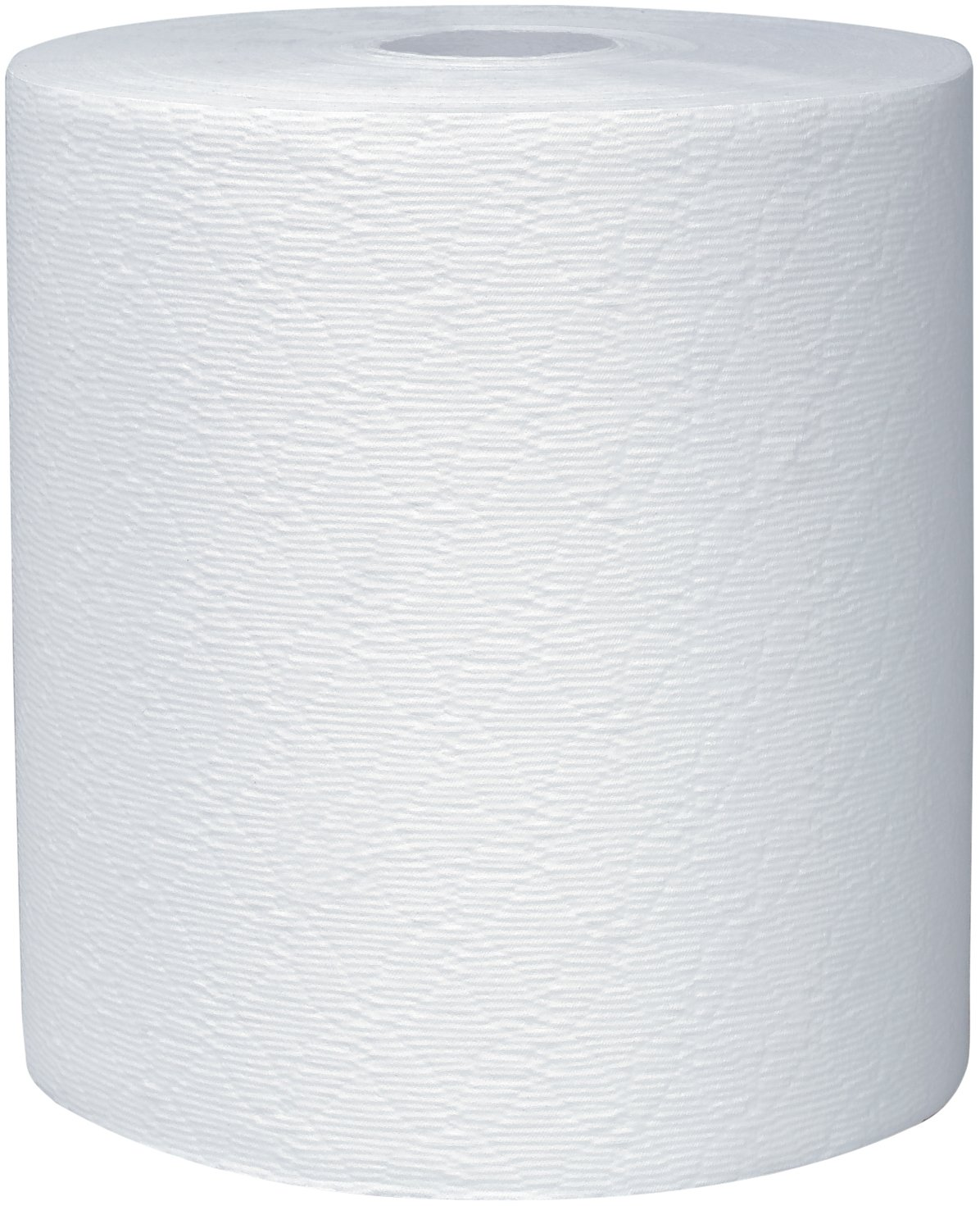 Scott Essential (formerly Kleenex) Hard Roll Paper Towels (50606) with Premium Absorbency Pockets, White, 6 Rolls / Case, 3,600 feet - Same Kleenex quality, now Scott branded by Kleenex (Image #1)