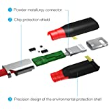 Short Lightning Charger Cable 3Pack, 1FT iPhone USB