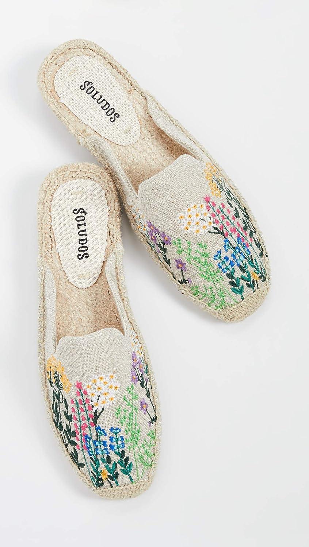 Soludos Womens Wildflowers Mule