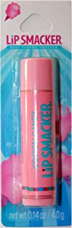product image for Lip Smackers (1) Lip Balm Stick Best Flavor Forever - Cotton Candy Flavor - Pink Tube with Pink & Blue Label - Carded - Net Wt. 0.14 oz