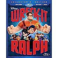 Wreck-It-Ralph (Collector's Edition) (Blu-ray + DVD) (Sous-titres français)