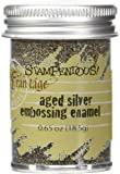 Stampendous Aged Embossing Enamel-Silver