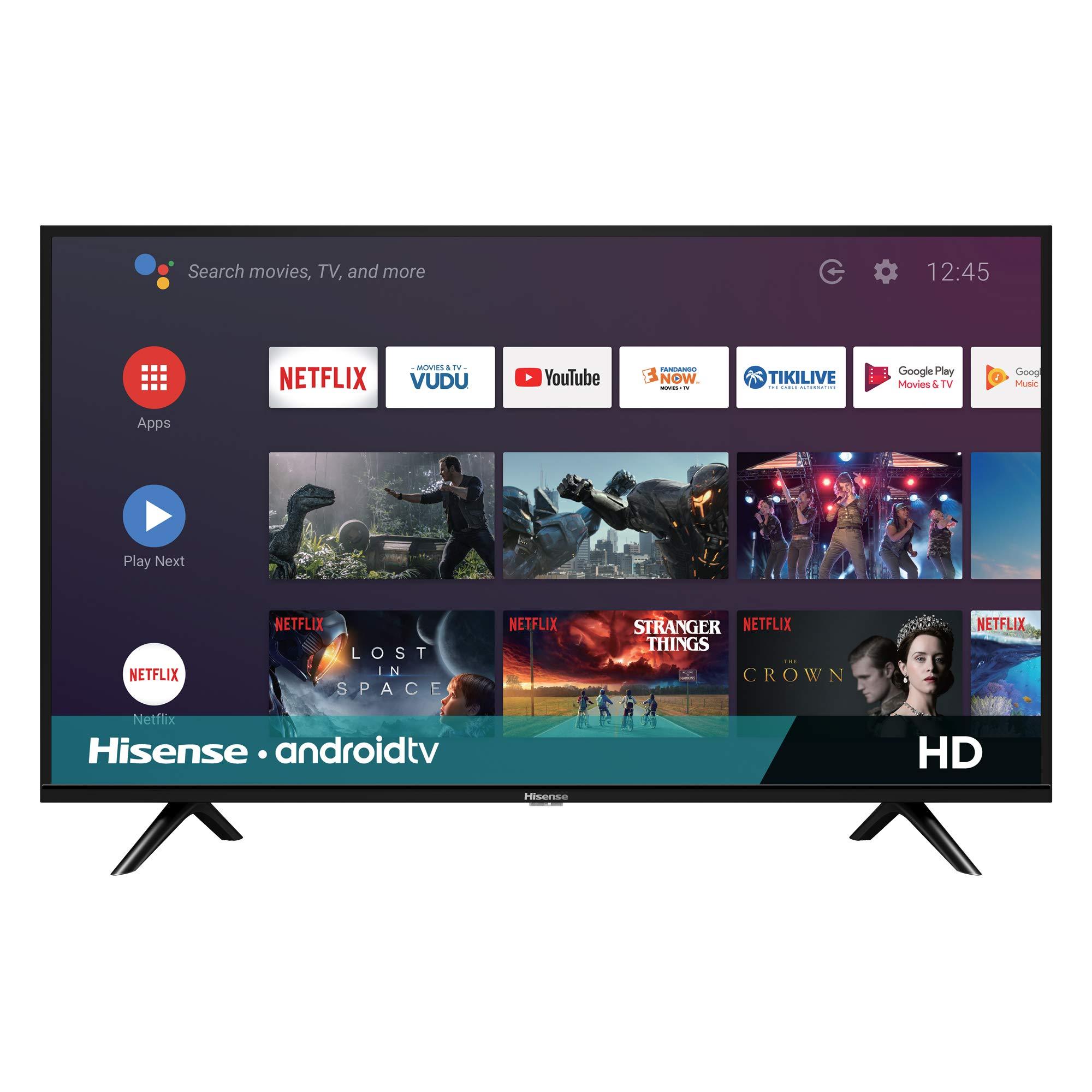 Hisense 32H5590F 32-inch 720p Android Smart LED TV (2019)