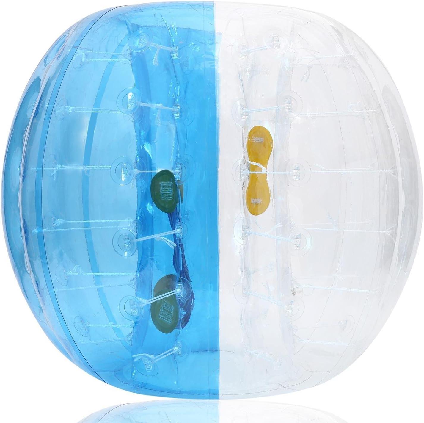 Amazon.com: keland transparente hinchable bolas inflables ...