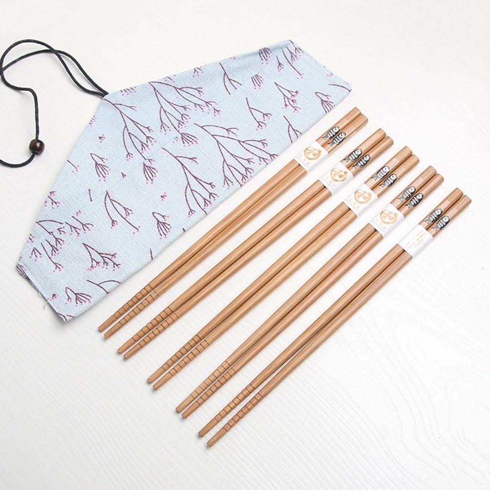 15 pezzi Toyvian Kit per la preparazione del sushi di bamb/ù Include 2 Sushi Rolling Mats 1 Towl 1 Paddle per riso 1 Spandiconcime 5 paia per bastoncini