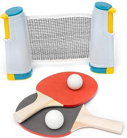 Tenis de Mesa Instantánea ~ Jugar Tenis de mesa en cualquier mesa ...