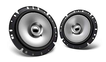 300 Watt Spitzenbelastbarkeit Kenwood KFC-E1765 170mm 2-Wege-Lautsprecher