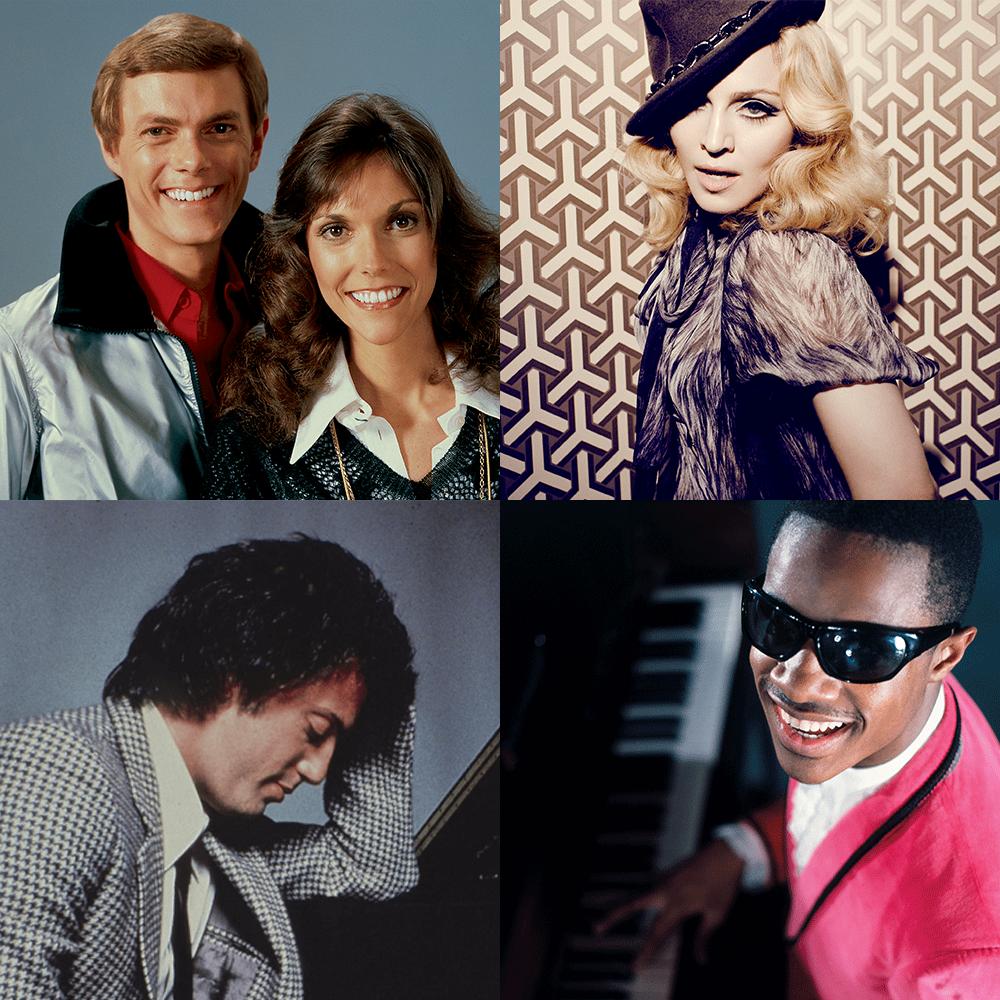 70年代・80年代 ポップス