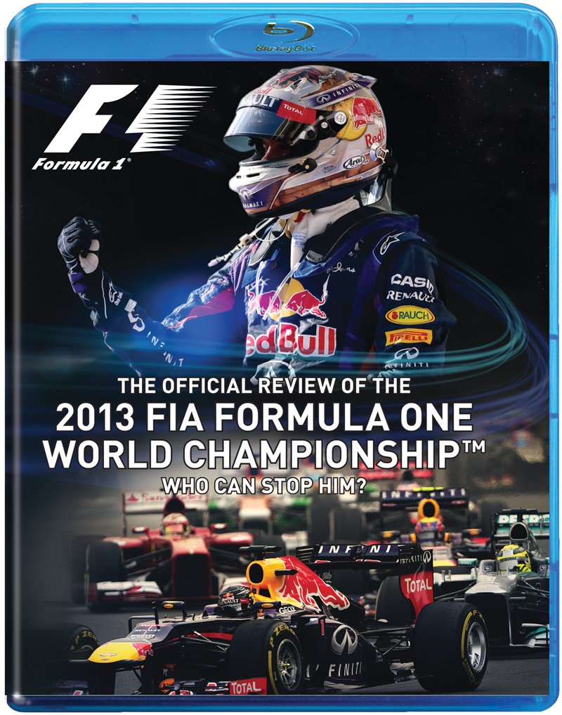 Blu-ray : Formula One 2013 Official Review (Blu-ray)