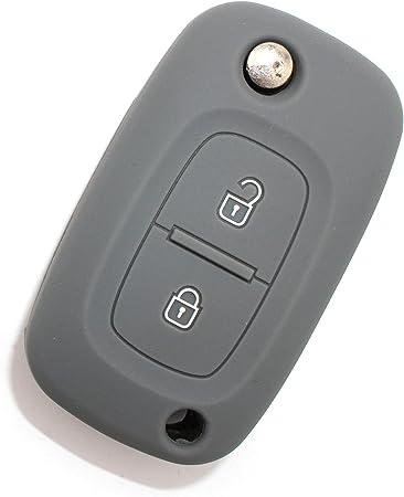 Schlüssel Hülle Ra Für 2 Tasten Autoschlüssel Silikon Elektronik