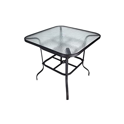 Attrayant Image Unavailable. Image Not Available For. Color: California Casual  Lynwood Glass Top Bar Height Table