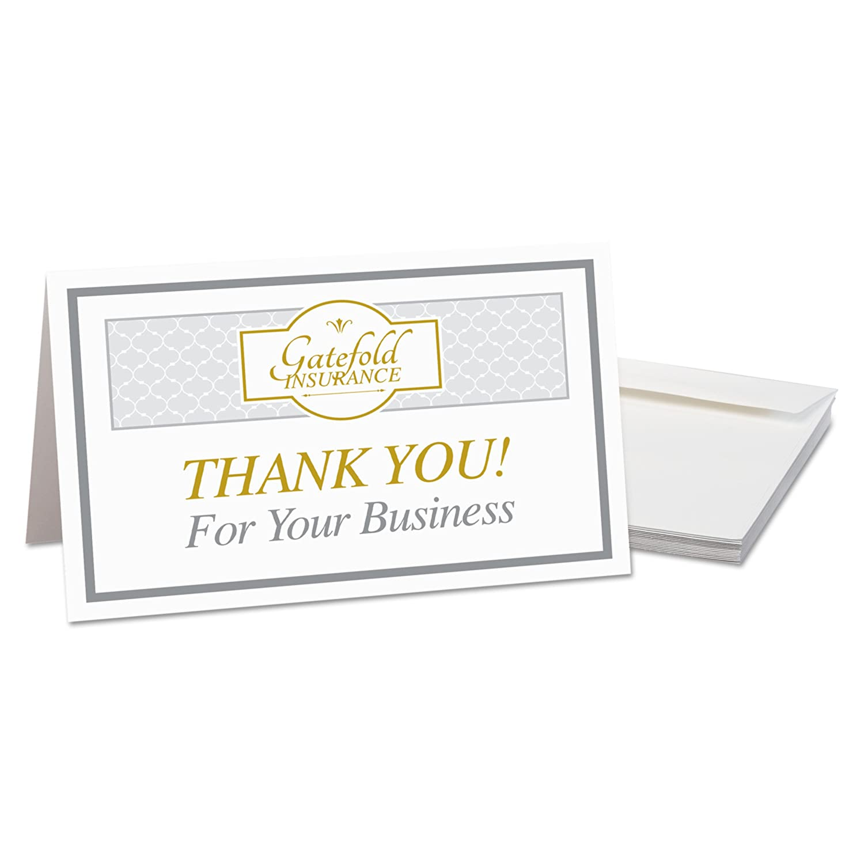 Amazon Avery Half Fold Greeting Cards Inkjet 55 X 85