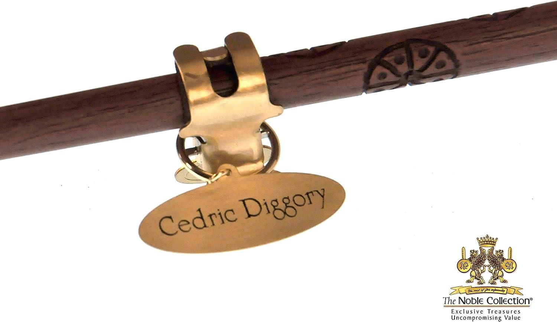 LinkLvoe Baguette Magique Cedric Diggory Non Lumineuse Rougeoyante Cedric Diggry Cosplay Accessoires Sc/èNe De Performance Pr/éSent De No/ëL
