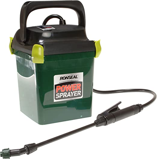 Ronseal - Fumigador Power Sprayer MK3: Amazon.es: Jardín