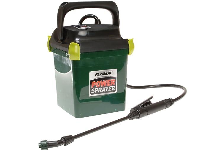 Ronseal Spray o pulverizador de pintura eléctrico MK3: Amazon.es: Jardín