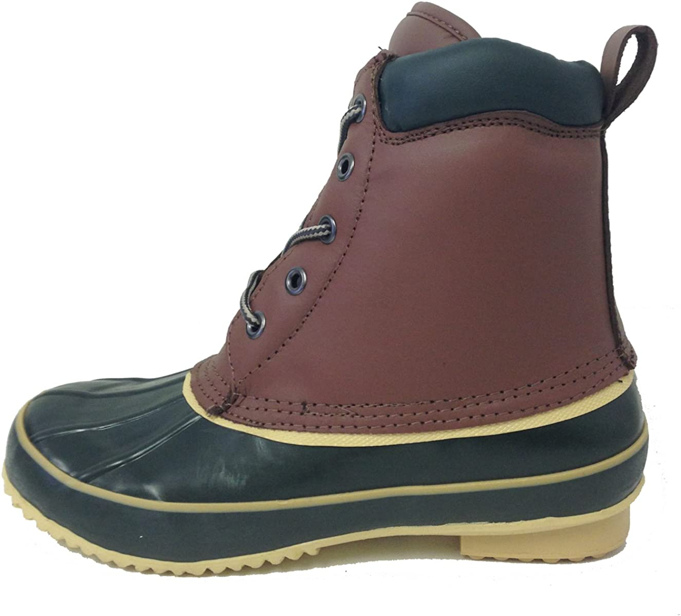 G-9021SC Women's Duck Boots Leather