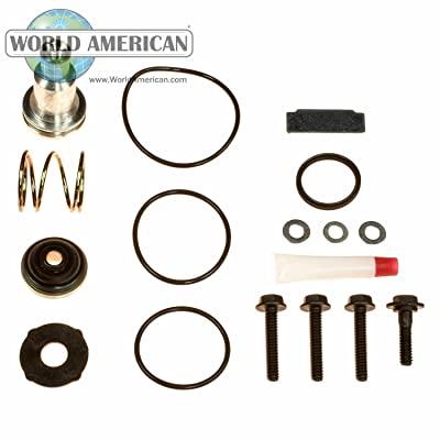 World American WA5005037 Purge Valve: Automotive