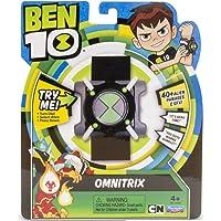 Ben 10- Basic Omnitrix Reloj con luz