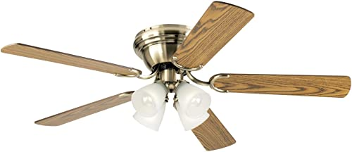 Westinghouse Lighting 7216300 Contempra IV 52-Inch Indoor Ceiling Fan