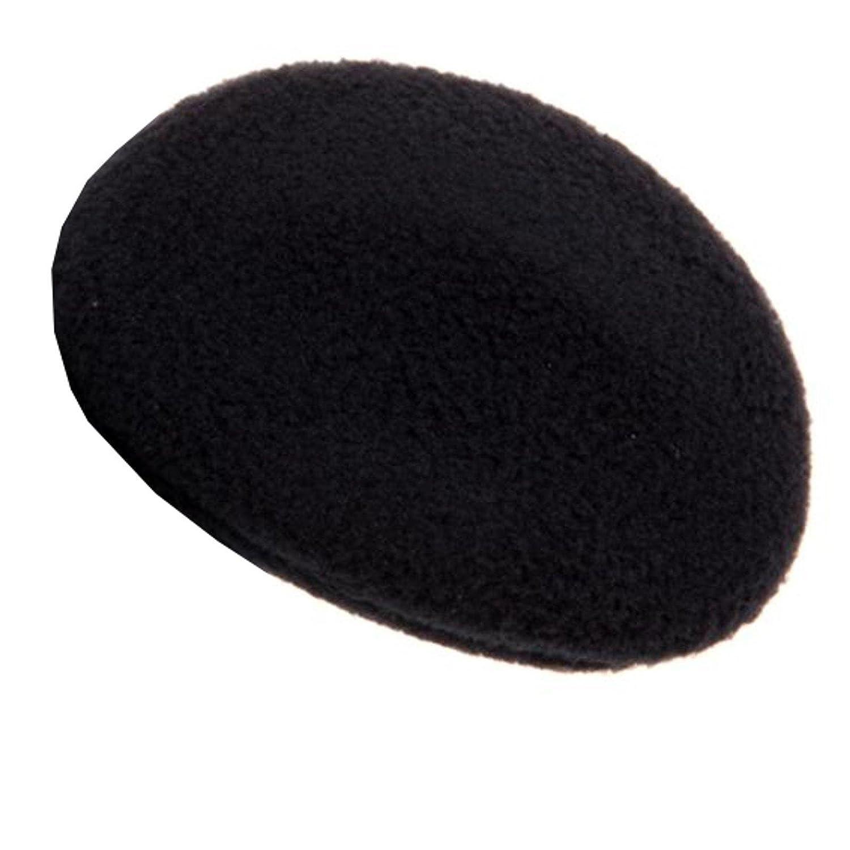Earbags Orejeras - para mujer Hombre Mujer Unisex Negro Fleece