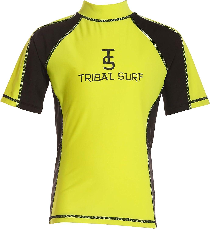 Choose Color /& Size Tribal Surf Boys Rashguard