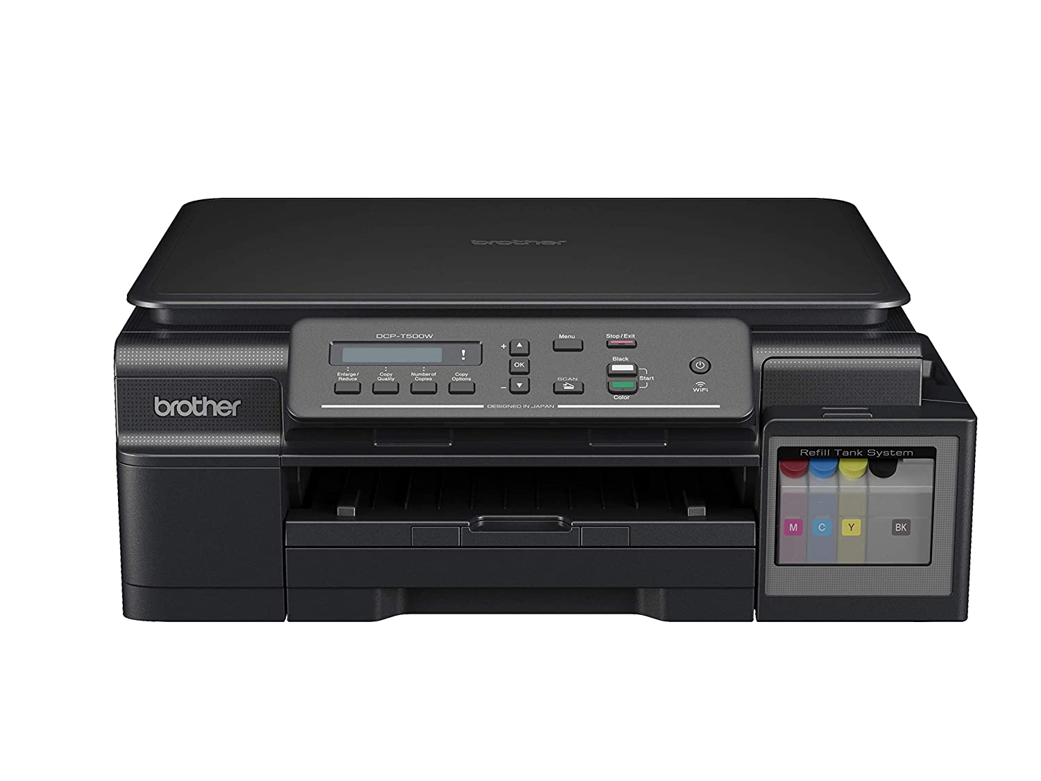 BROTHER DCP-T500W PRINTER DRIVER
