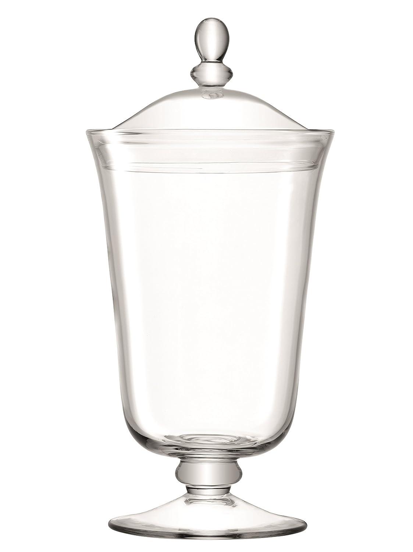 LSA International G912-26-301 25 cm Serve Bonbon Jar, Clear
