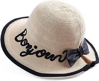 WFYJY-Cappello Papillon Piegatura Pescatore Cappello Crema Solare Cappello b.