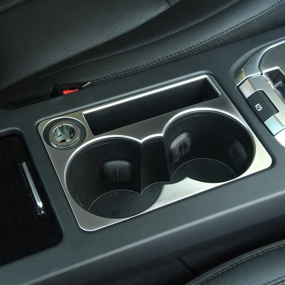 Pour Discovery Sport central Console Porte-gobelet Coque Trim Accessoires Auto