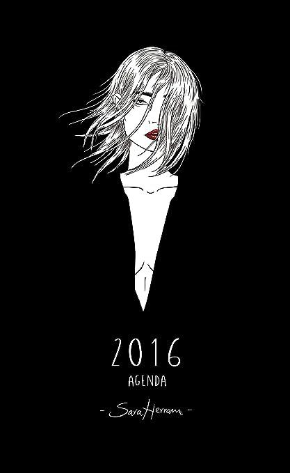 Planeta Gifts Sara Herranz - Agenda 2016 - Agenda Semana 2016 - Sara Herranz