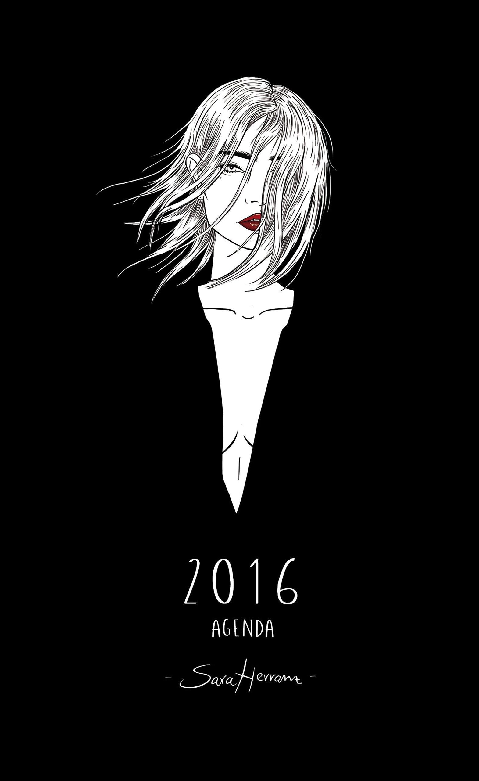 AGENDA SARA HERRANZ 2016: 8432715076629: Amazon.com: Books