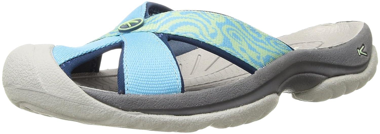 KEEN Women's Bali Sandals B07228J63B 10 B(M) US Norse Blue/Blue Opal