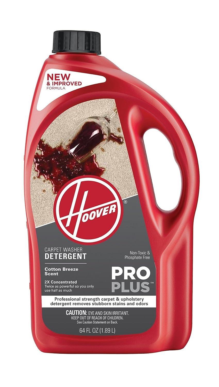 Hoover Pro Plus 2X Detergent, 64-Ounce - AH30050CA