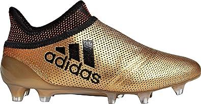 FG Junior Soccer Cleats Gold-Black (4