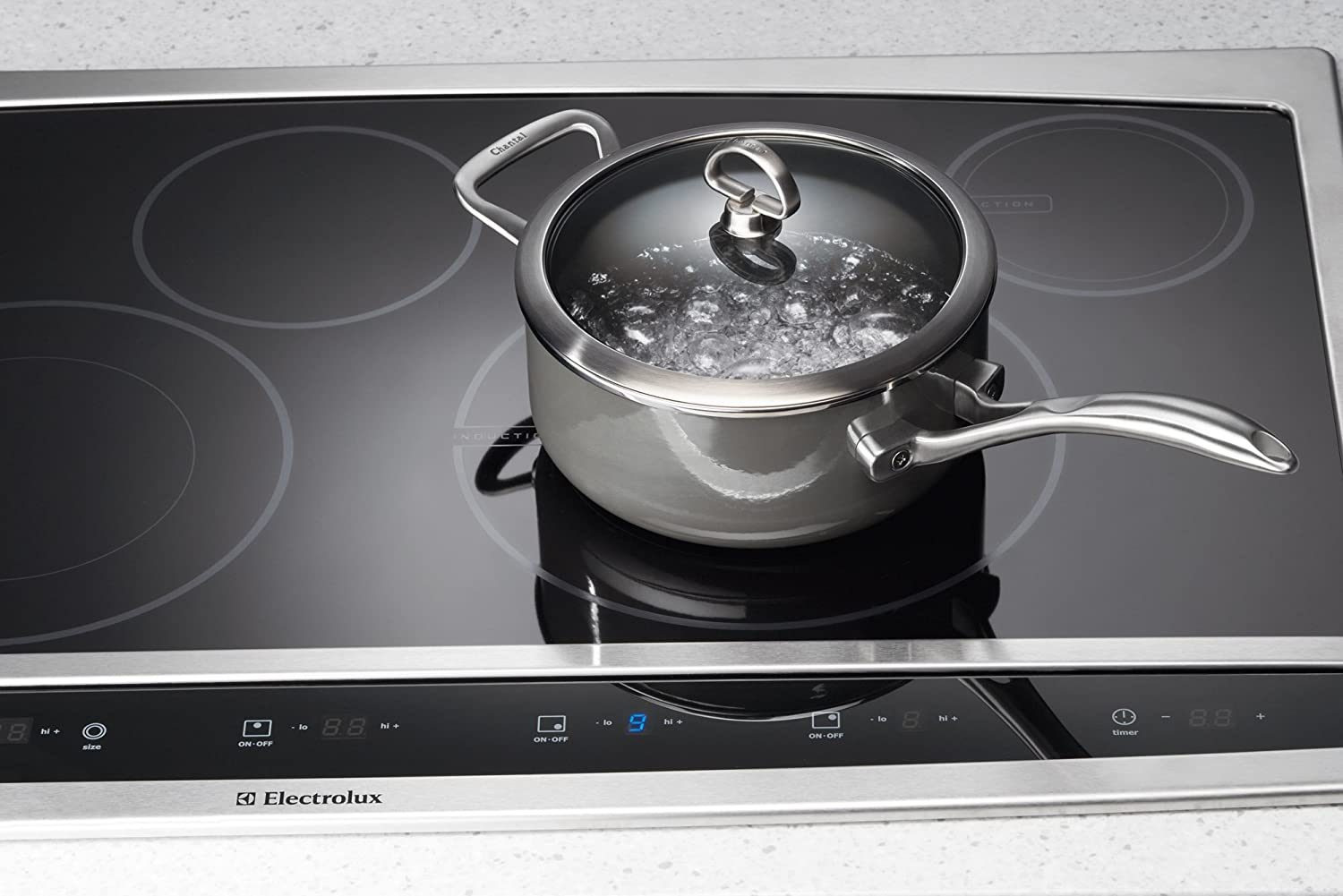 Amazon.com: Electrolux ew30cc55gswave-touch 30
