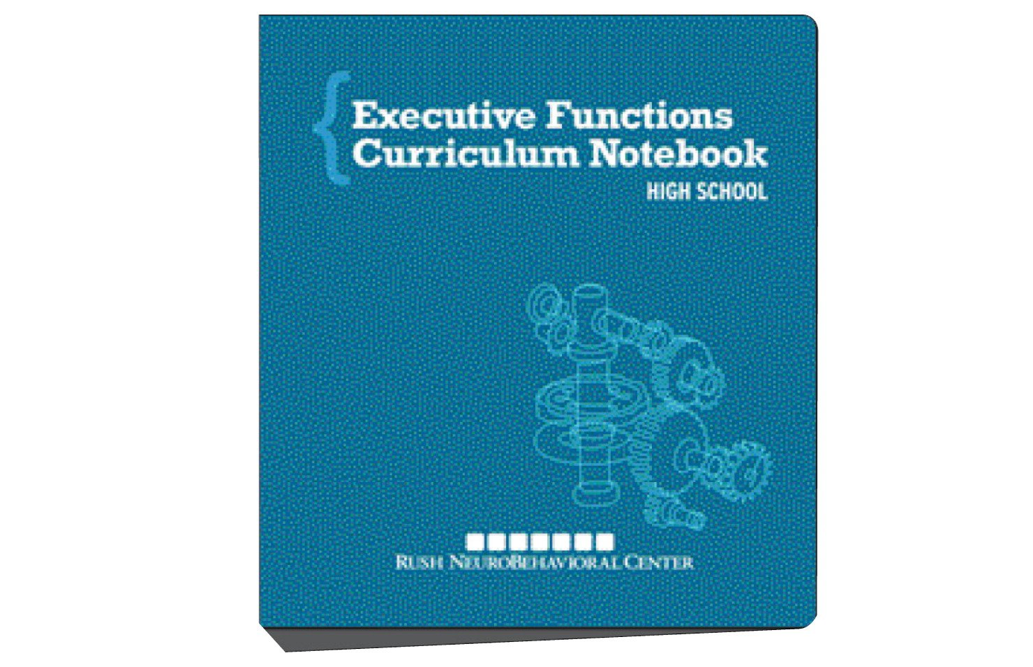 Executive Functions Teacher Curriculum Notebook, Grades 9 to 12