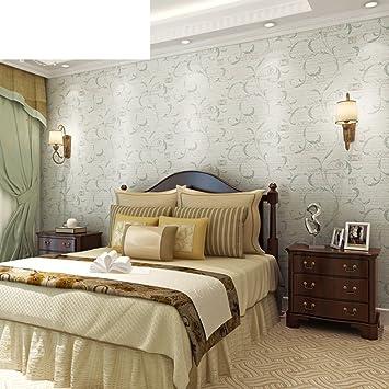 American Country-Tapete/Englische Tapete/Bett Wand Schlafzimmer ...