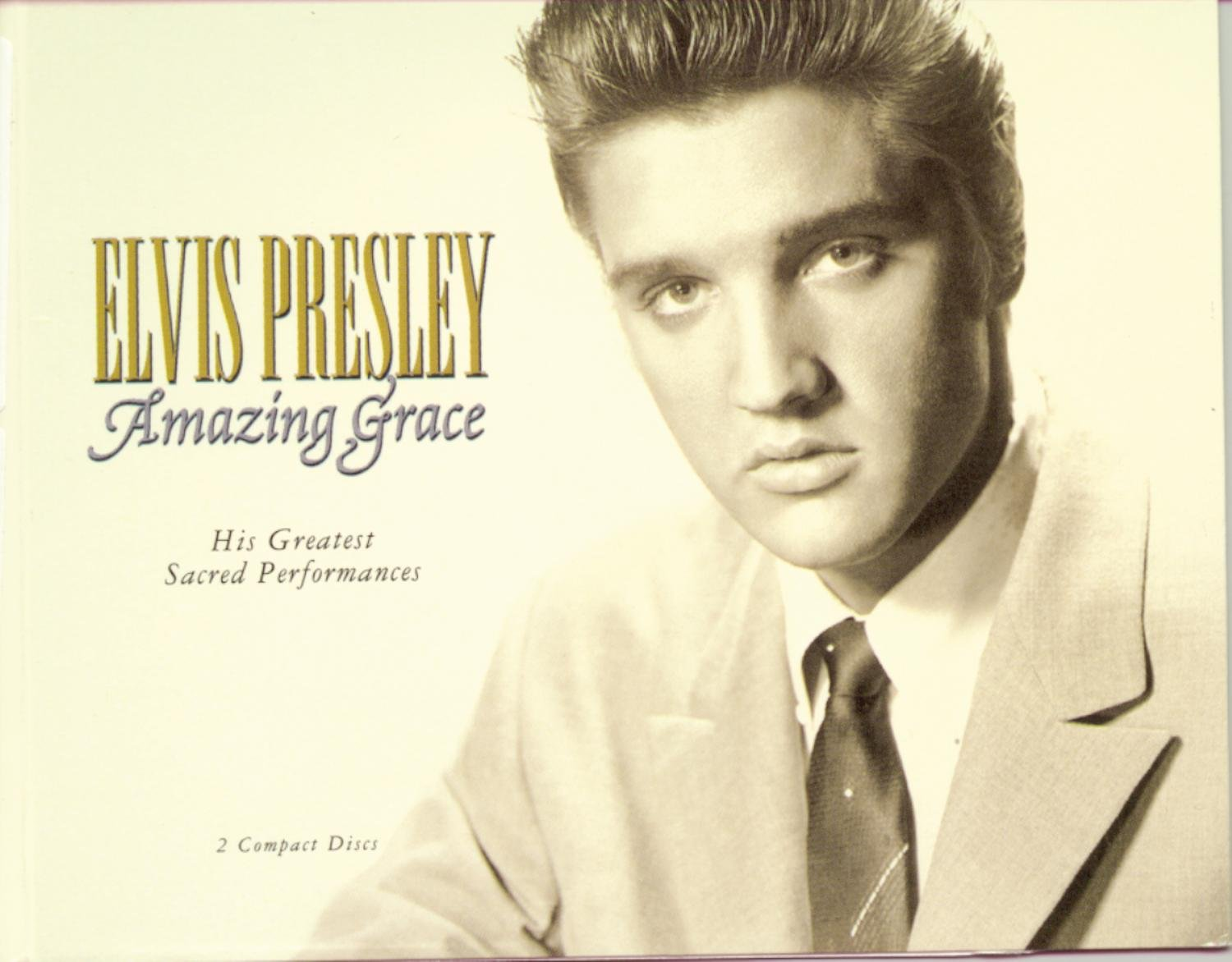 Amazing Grace: His Greatest Sacred Performances by RCA