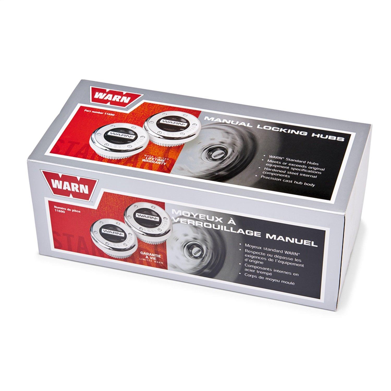 B000182DXI WARN 11690 Standard Manual Hubs 71N2j54bu9L