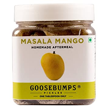 Amazon com : Goosebumps Masala Mango, After Meal Digestive