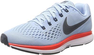 Nike Wmns Air Zoom Pegasus 34, Zapatillas de Running para Mujer: Amazon.es: Zapatos y complementos