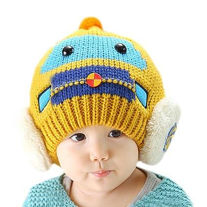 grandi affari lussureggiante nel design vasta selezione AISI Winter Baby ragazzo in cappello con paraorecchie ...