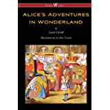 Alice's Adventures in Wonderland (Wisehouse Classics - Original 1865 Edition with the Complete Illustrations by Sir John Tenn