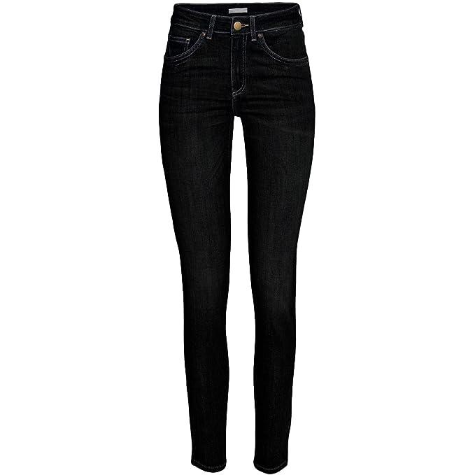 Damen Ex Zara Slim Fit Skinny Jeggings Jeans Stretch Denim