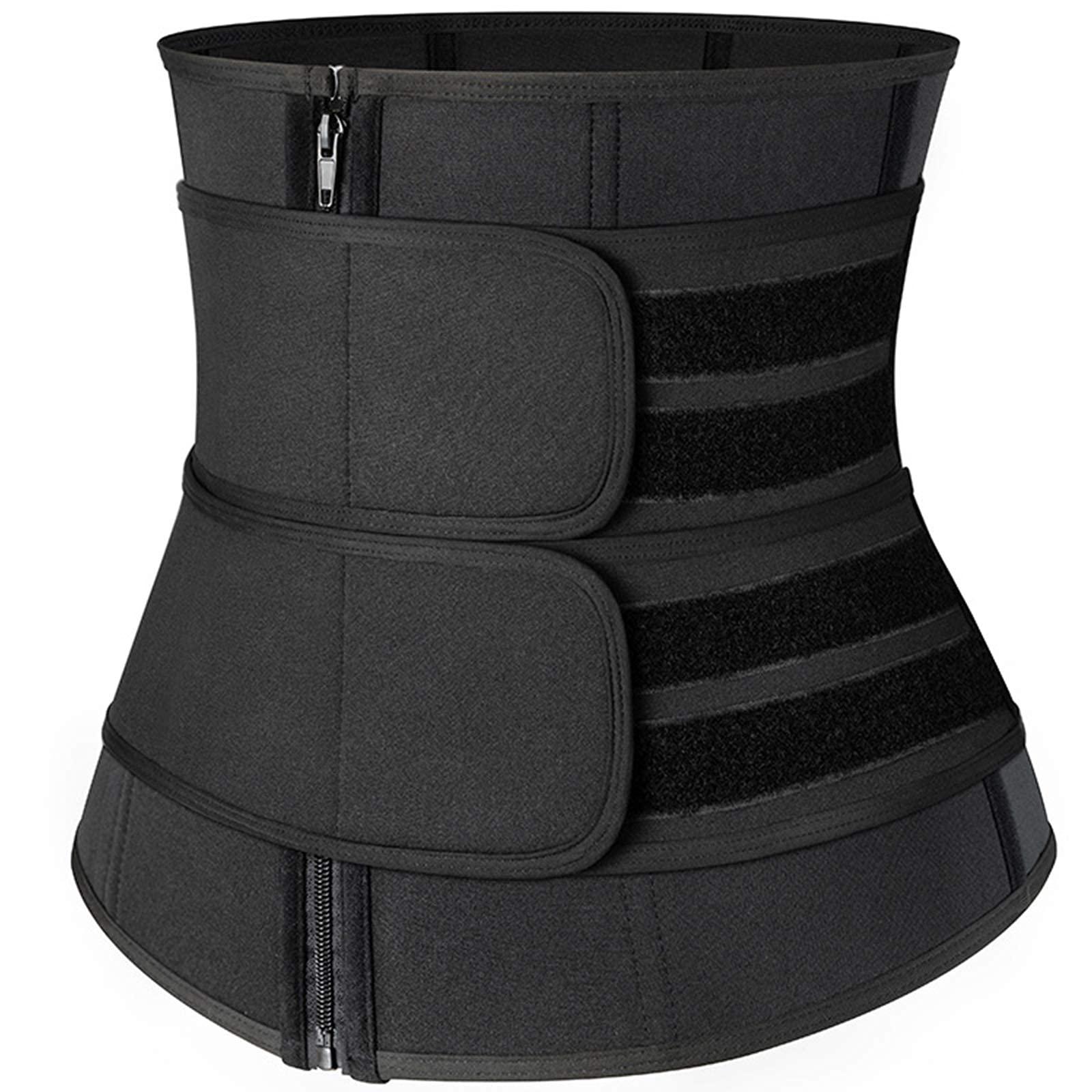 Sweat Waist Trainer Belt for Women Neoprene Corset Trimmer Waist Cincher Shaper