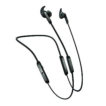 Jabra Elite 45e auriculares estéreo neckband inalámbricos con Bluetooth® 5.0 y Alexa integrada, negro