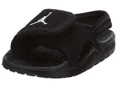 Nike Kids Jordan Hydro 4 Bt Schwarz 705174-010 (Gre: 6c)