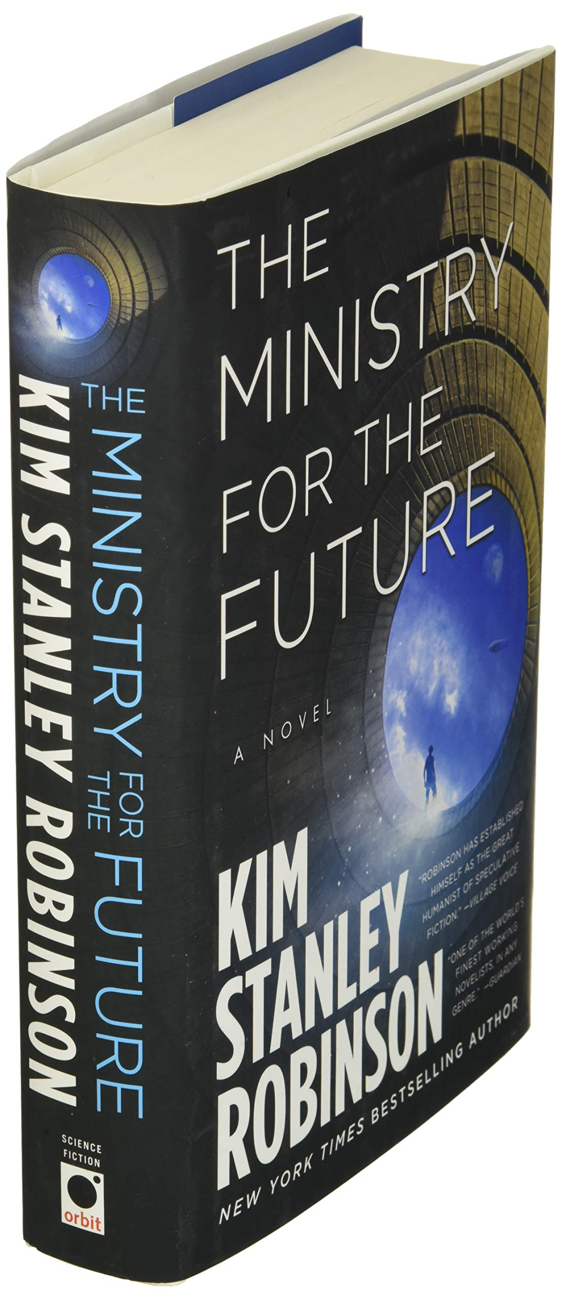 The Ministry for the Future: A Novel: Robinson, Kim Stanley: 9780316300131:  Books - Amazon.ca