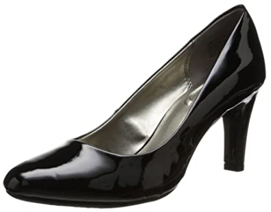 Bandolino Women's Lantana Synthetic Dress Pump,Black,5 ...