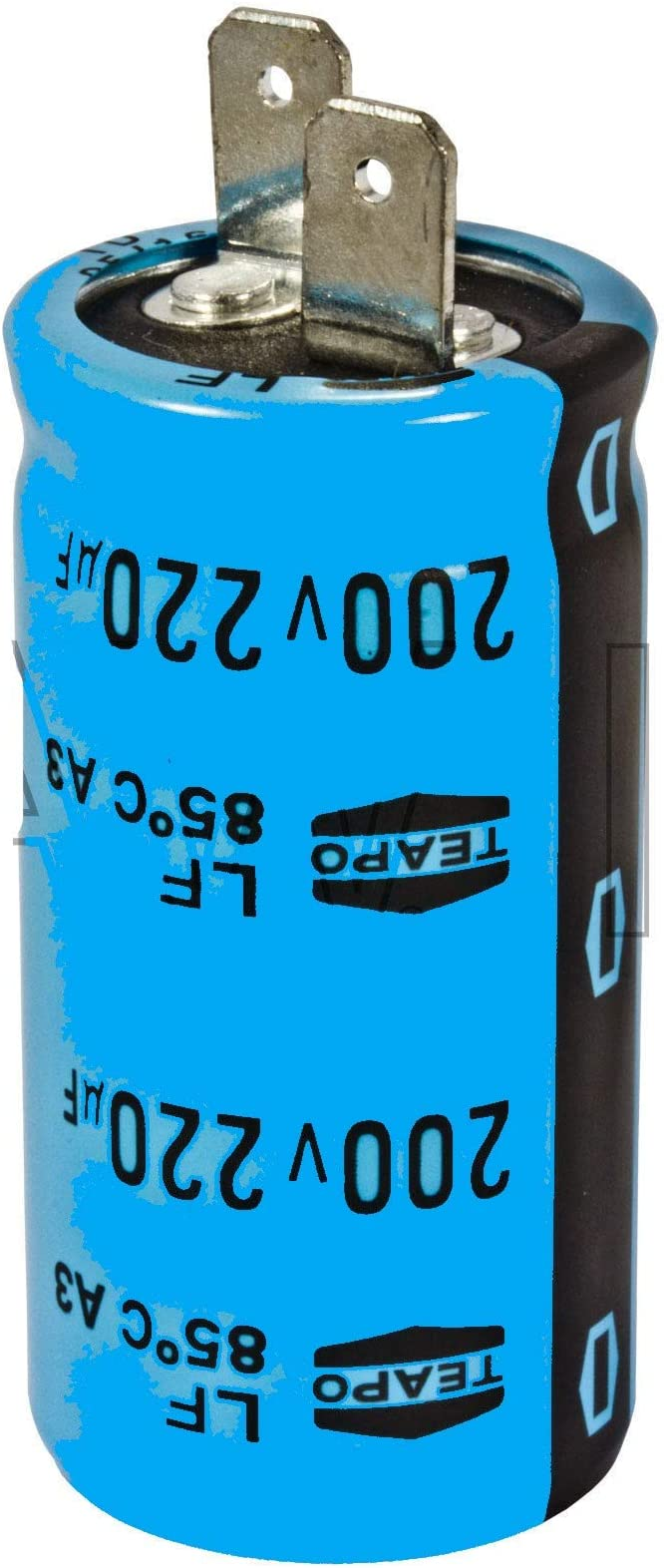 Teapo Electrolytic Capacitor Snap in 220 UF 220uf 400v 85 ° C 22x50mm